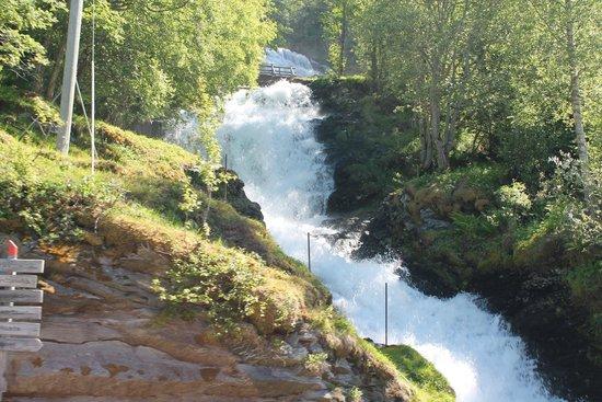 Geiranger Fjord : Cascate durante l'escursione