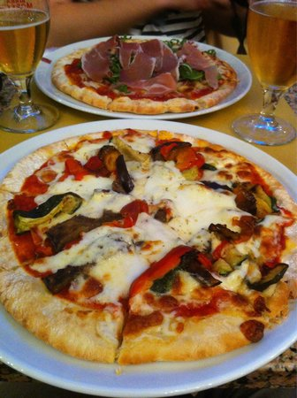 Bar alla Toletta : Pizza !!