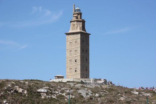 Tower of Hercules (Torre de Hercules) : Torre de Hércules