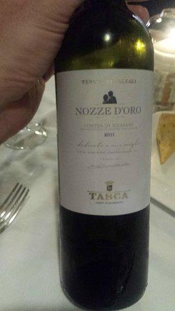 Trattoria A' Cuccagna: Wine