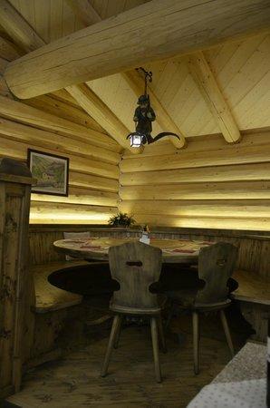 Camping Valle Verde: binnen in het restaurant