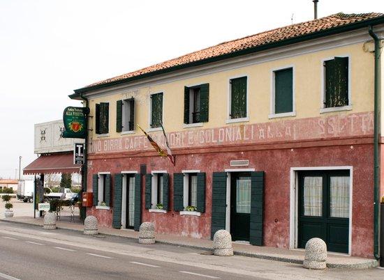 Musile di Piave, إيطاليا: Vista di fronte