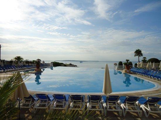 Piscine Debordement la piscine à débordement - picture of pierre & vacances residence