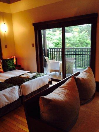 Sankara Hotel & Spa Yakushima: ヴィラ