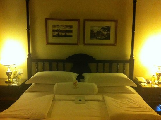 The Majestic Malacca : Room with a comfy bed