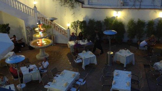 restaurant billede af casa jardin nerja tripadvisor