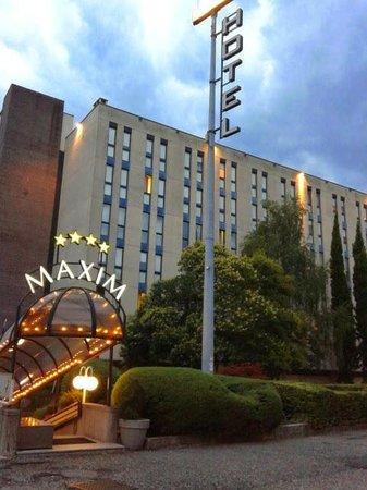 Maxim Hotel: Ingresso Hotel