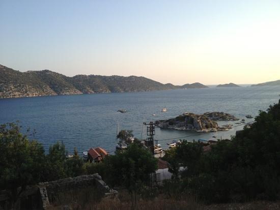 Kekova island - Foto di Castle of Simena, Demre (Kale ...