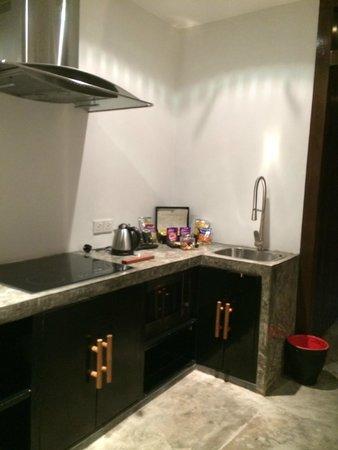 Villa Samadhi : you can cook !
