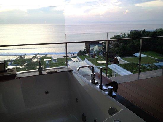 Anantara Uluwatu Bali Resort : Jacuzzi
