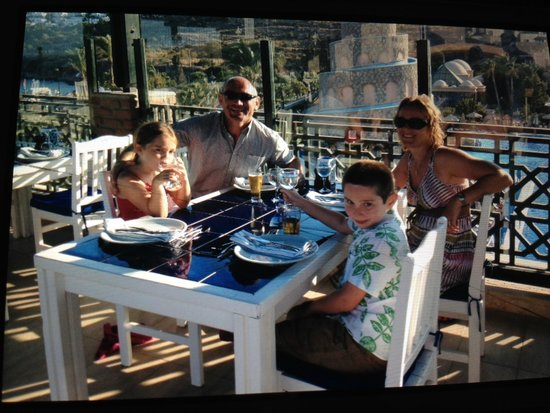 Bodrum Imperial: Tavern by the Sea - ala carte restaurant