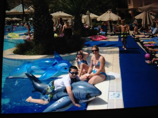 Bodrum Imperial: Play time