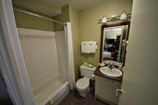 Hotel du Nord: Salle de bains