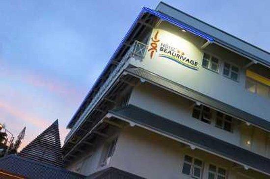 Hotel Beaurivage: Facade