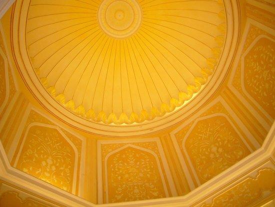 Taj Mahal Hotel: the dom