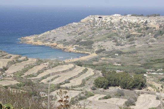 Ramla Bay: Ramla il-Hamra