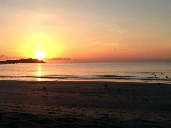 Baan Samui Resort : l'alba