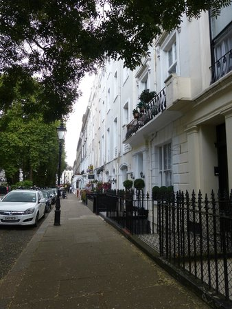 The Belvedere: Norfolk Square
