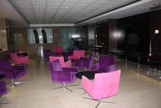 Hotel Zenit Pamplona: zonas comunes 3