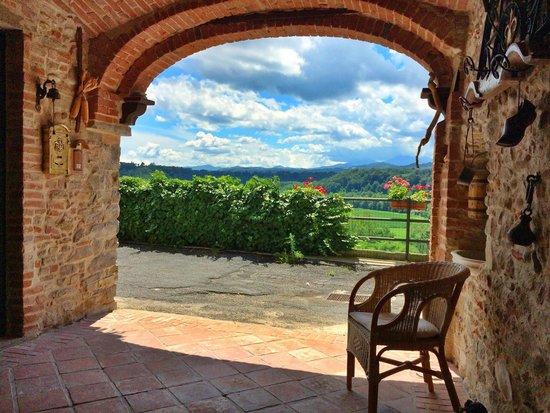 Bed and Breakfast San Fiorenzo: Calme