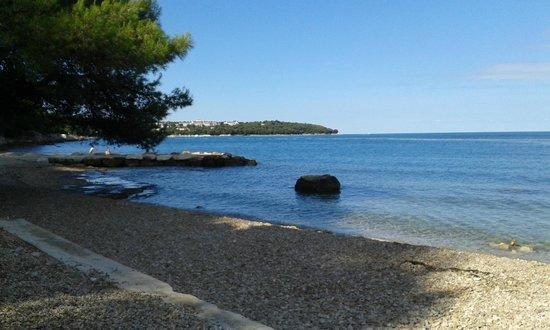 Spiaggia Kras Picture Of Lanterna Premium Camping Resort Porec