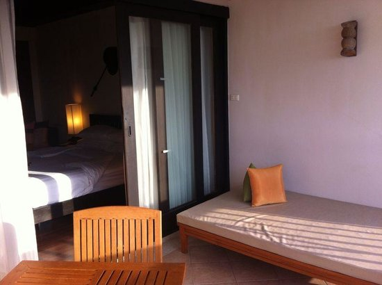 Bandara Resort & Spa : terrazza