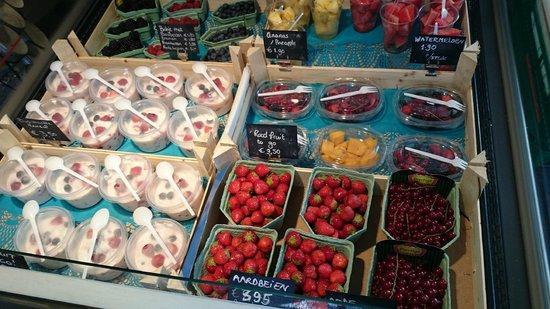 De Groene Smaak : frutta