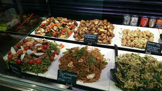 De Groene Smaak : verdure e pasta