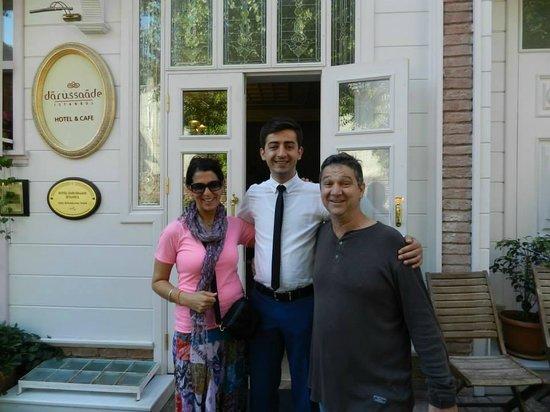 Hotel Darussaade Istanbul: Darussaade Hotel