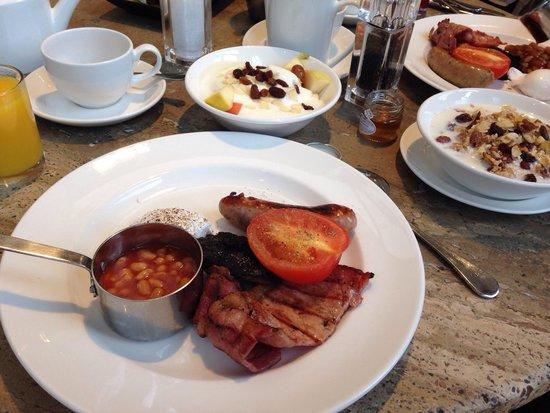 Rudding Park Hotel: Fantastic breakfast