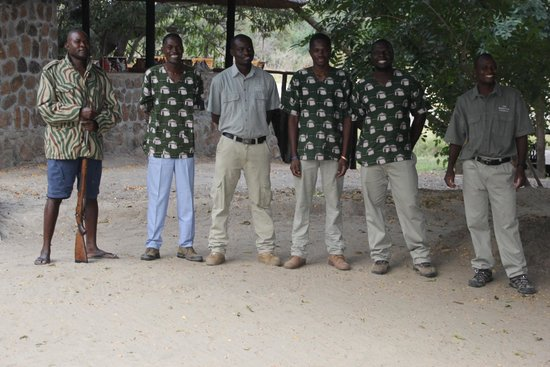 Kapamba Bushcamp - The Bushcamp Company: The staff