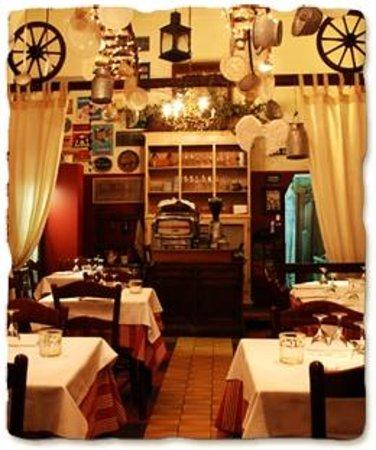 La Montanara: Sala da pranzo