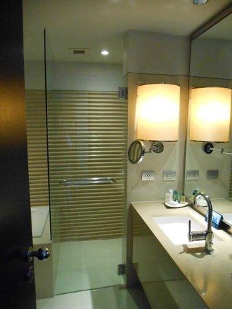 Millennium Hilton Bangkok: Bagno