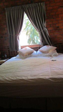 Langchia Village Resort: Habitación