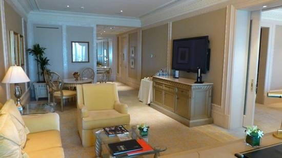 Emirates Palace: Khaleej Suite