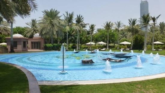 Emirates Palace : Adult Pool