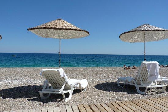 Hotel SU: la spiaggia