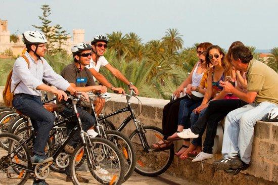 Palma on Bike: Palma bike tour ;)