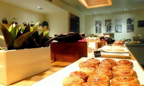 Royal Ramblas Hotel : Buffet breakfast