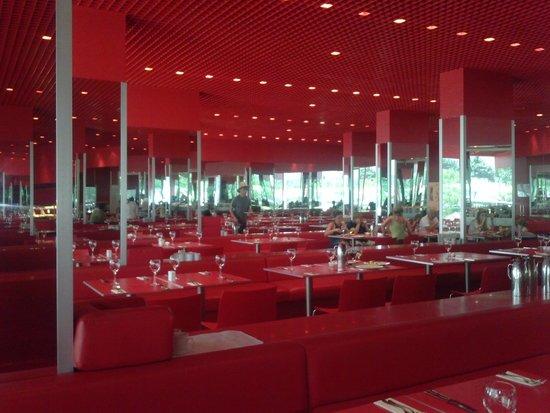 Hotel Su : il ristorante