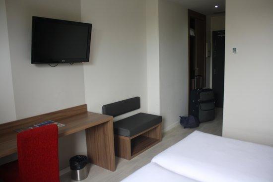Hotel K10 : habitación2