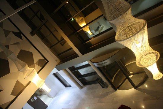 Hotel K10 : entrada