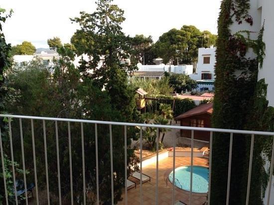 Melia Cala d'Or Boutique Hotel: Room 322 Junior Suite view....