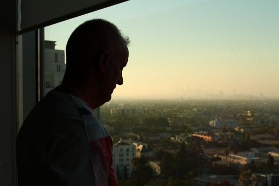 Andaz West Hollywood : A room with a view