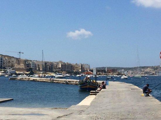 Club Salina Wharf : Local Docks
