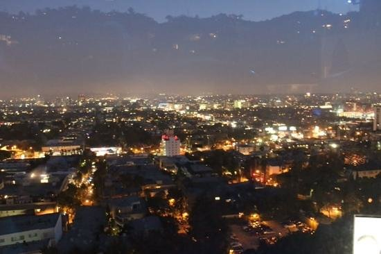 Andaz West Hollywood : from room 1107