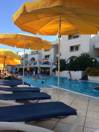 Club Salina Wharf : Pool area