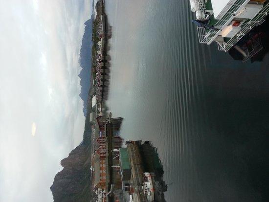 Thon Hotel Lofoten: hotel room view
