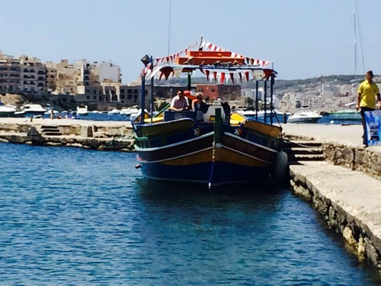 Club Salina Wharf : docks
