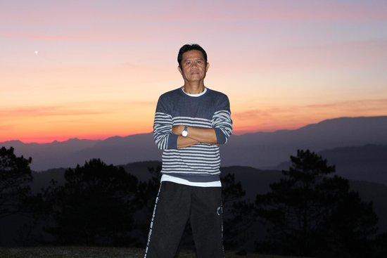 Mt Ampacao: Sunrise View